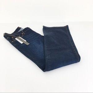 "NWT James ""reboot"" dark wash size 31 bootcut jeans"